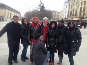 Equipe Basilique Saint-Denis