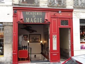 Musée de la Magie, Adam Moore