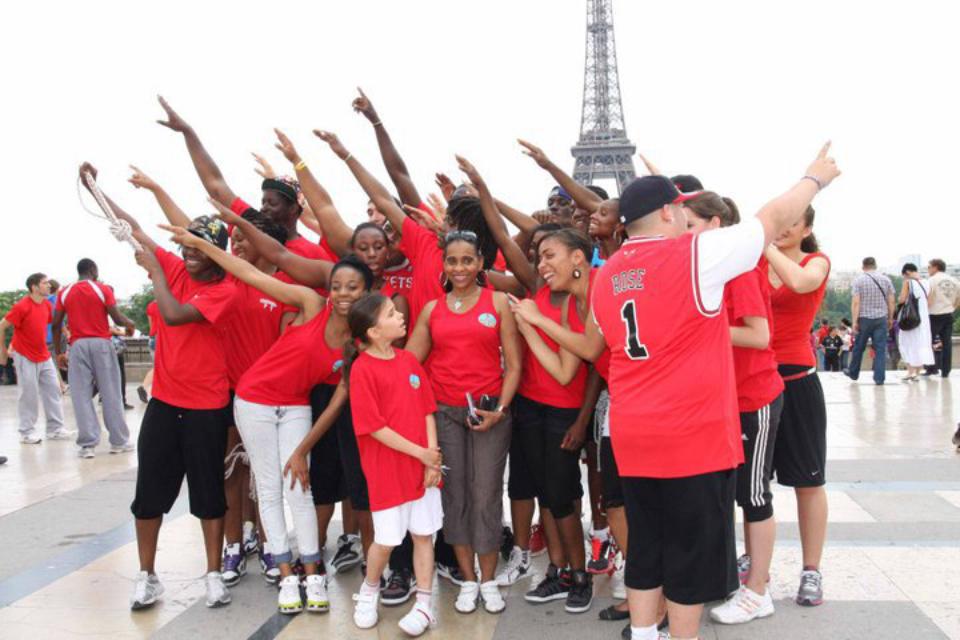 L'APIPD au Trocadéro