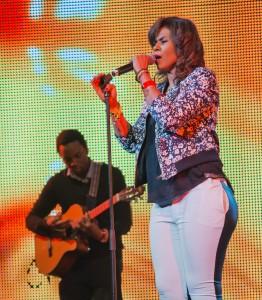 Manzel Flowa chante pour œuvrer contre la maladie