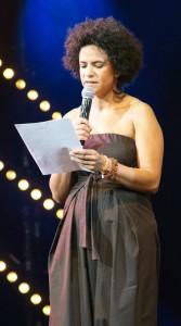 Sophie Elizeon durant le Drépaction 2013