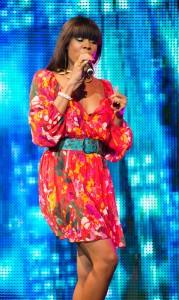 Leïla Chicot pendant le Drépaction 2013