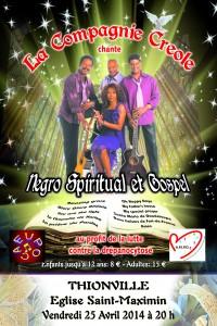 Concert à l'Eglise Saint-Maximin