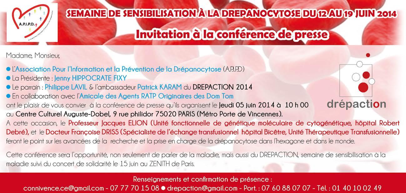 Semaine de sensibilisation à la drépanocytose