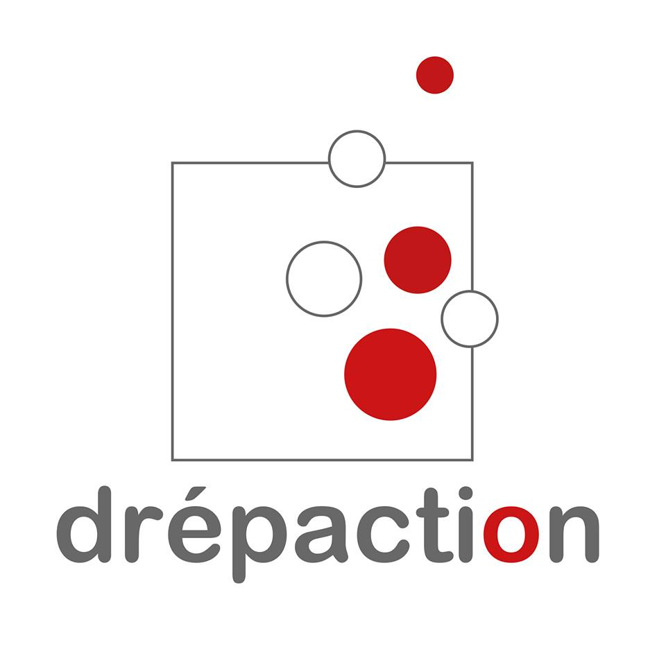 Logo du Drépaction