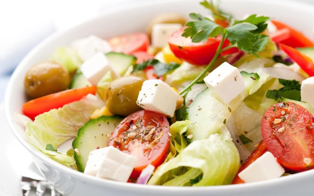 salade-feta