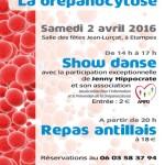 L'association antillaise LÉVÉ OU organise une journée pour la drépanocytose