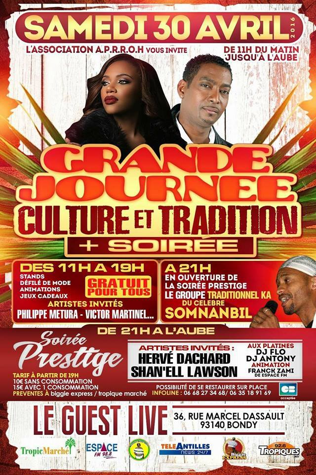 Grande journée Culture et Tradition