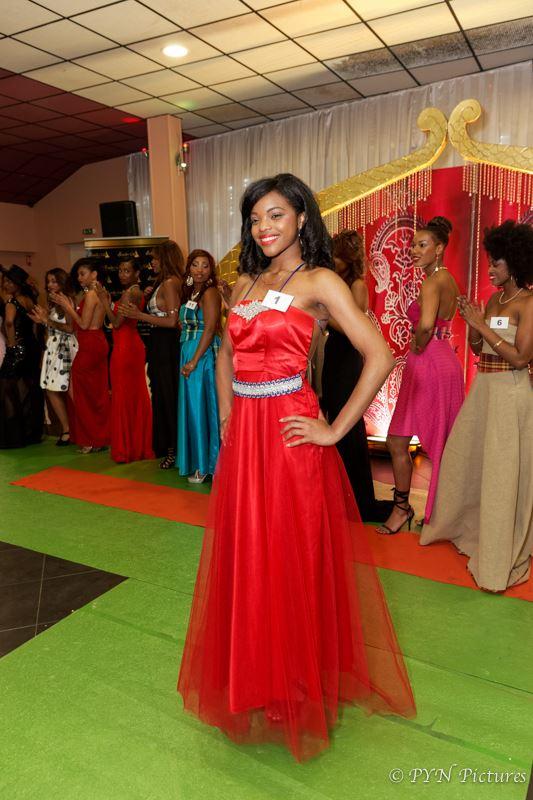 Miss Créole 2016, ambassadrice de l'APIPD