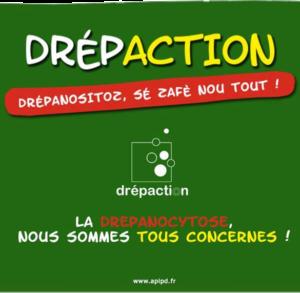 Drépaction Martinique 2016