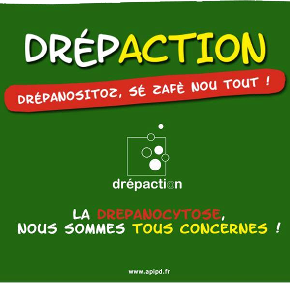 Drépaction Martinique 2016