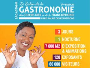 Troisième Salon de la Gastronomie des Outre-Mer et de la francophonie