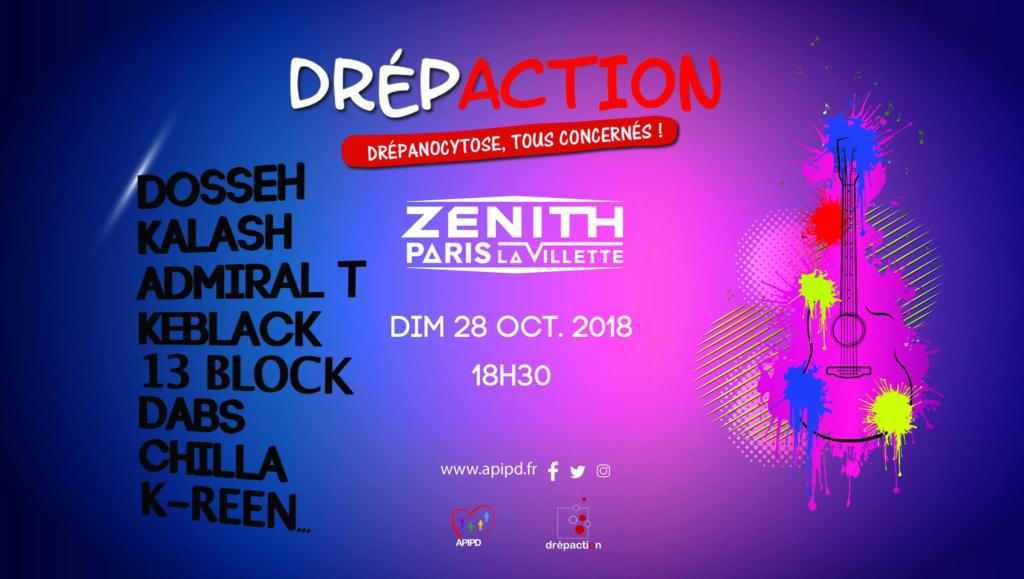 Drépaction 2018