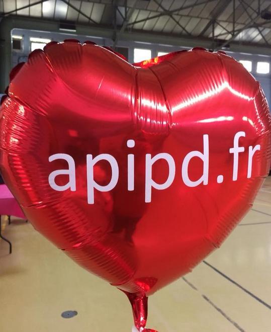 APIPD cœur écarlate