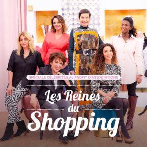 Les Reines du shopping - Spéciale célébrités au profit d'associations